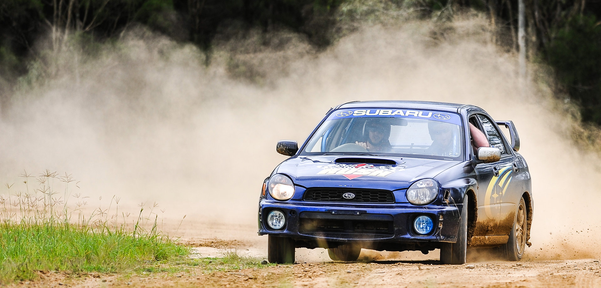 <span>WRX</span>Turbo Rally